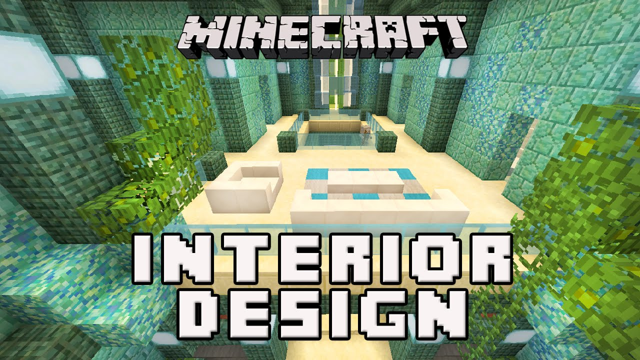 minecraft how to make a house design coral house part 8 youtube