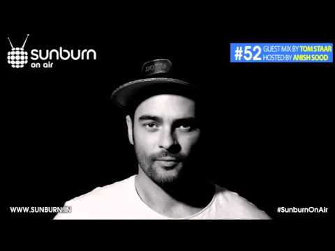 Sunburn On Air #52 (Guestmix by Tom Staar)