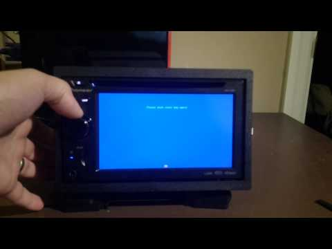 Tech Tip: How to manually install the 4.0 firmware on a Pioneer AVIC-X710BT