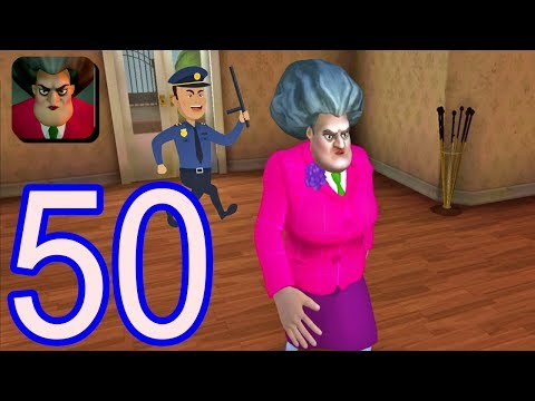 Scary Teacher 3D - Gameplay Walkthrough Part 50 Competition Time (Android)
