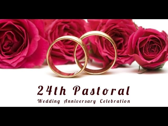 Bishop Adam & Adrinne Blackstock's 24th Wedding Anniversary