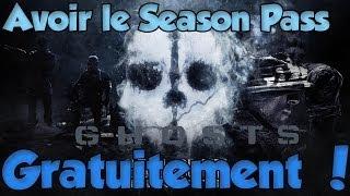 cod ghosts avoir le season pass gratuitement moins cher tuto ps3 ps4 fr hd