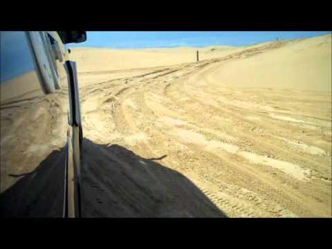 Trakka - Stockton Beach - On Vehicle Camera .wmv