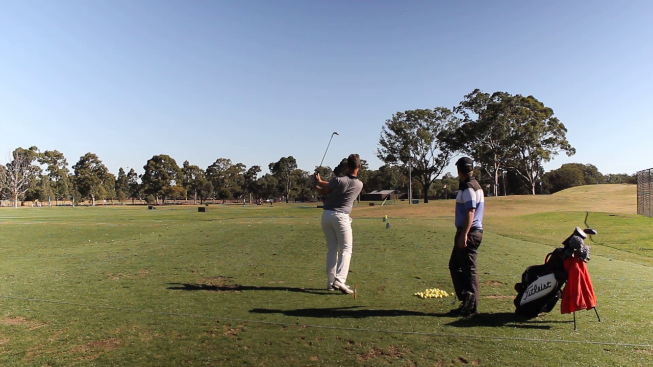 How To Perfect Your Pitch Shots - with Andrew Pitt