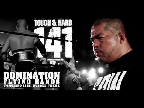 """Domination 1 (NJPW Edit)"" - Tomohiro Ishii NJPW Dubbed Theme"