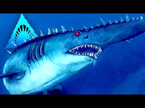 The Spikey Shark of Doom!!! - Depth | Ep17 HD