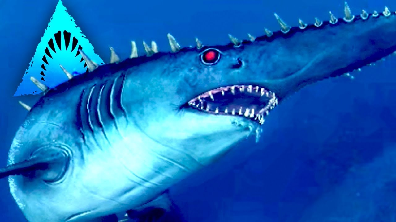 The Spikey Shark of Doom!!! – Depth   Ep17 HD