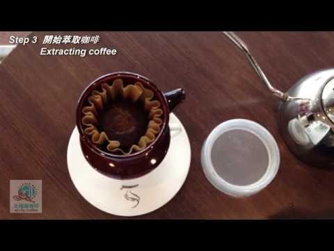 【北極海咖啡@板橋】Hario 單人份免用濾紙錐形濾杯 CFOD-1B(加送厚實回甘咖啡半磅)