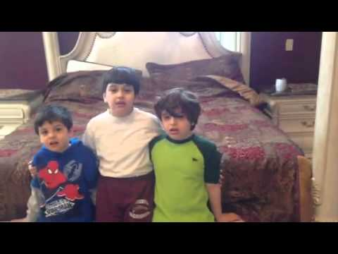Maher Zain one big family by Aref family