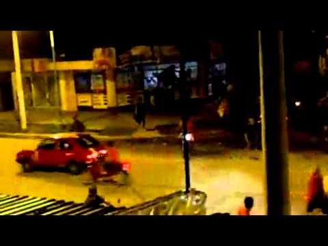 SAQUEO EN LAS TALITAS - 9 DE DICIEMBRE DE 2013