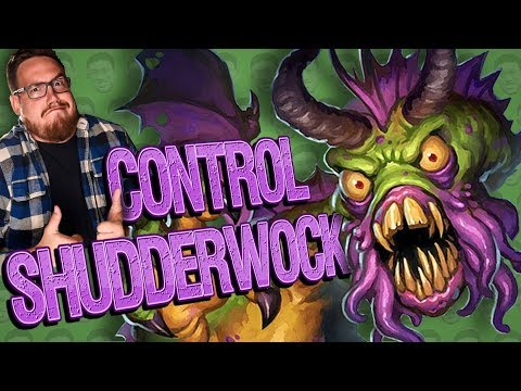 CONTROL SHUDDERWOCK SAVES SHAMAN? - Standard Constructed - The Witchwood