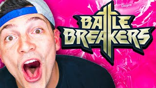 BATTLE BREAKERS -- NEW iOS/Android/PC GAME by EPIC GAMES!!