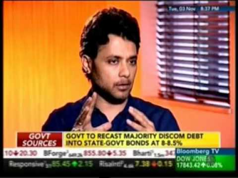Bloomberg TV Deal Street with Anupam Mittal,  Founder & CEO, People Group