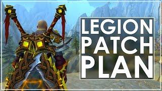 Blizzard Reveal Their WoW Legion Patch & Raid Tier Plans