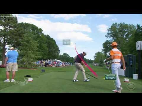 Golf TrackMan Compilation 2016 Wells Fargo Championship