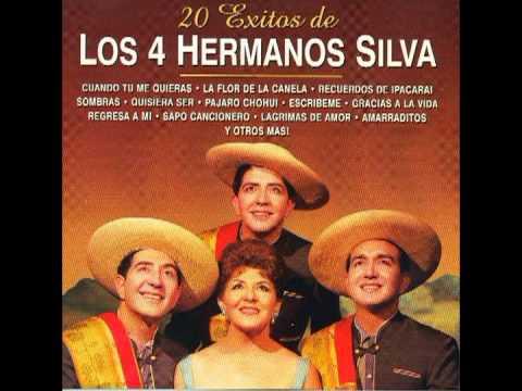 LOS 4 HERMANOS SILVA,