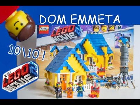 Dom Emmeta Lego Przygoda 2 70831 Recenzja Youtube