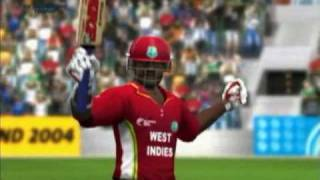 Brain Lara International Cricket 2005 - Official Trailer