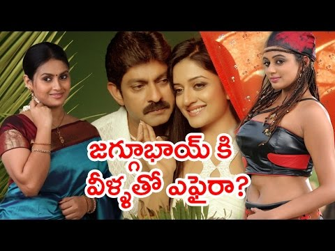 Jagapati Babu Stunning Comments About Affairs With Heroines || TFC