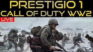 ROAD TO ULTIMO PRESTIGIO #1 - CALL OF DUTY WW2 [COD WWII MULTIPLAYER ITA]