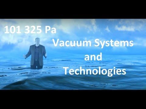Vacuum, Vacuum Pumps, Vacuum Gauges Online Free Course