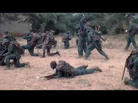 TPDF COMMANDO IS ONE OF THE BEST TRAINED ARMIES IN AFRICA!