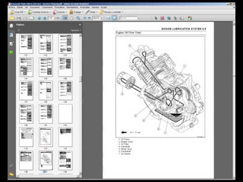 Kawasaki Mule 600 & 610 4x4 - Workshop, Service, Repair Manual