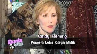 Lokakarya Batik di Washington, AS- Dunia Kita Ep. Batik, Budaya & Pendidikan
