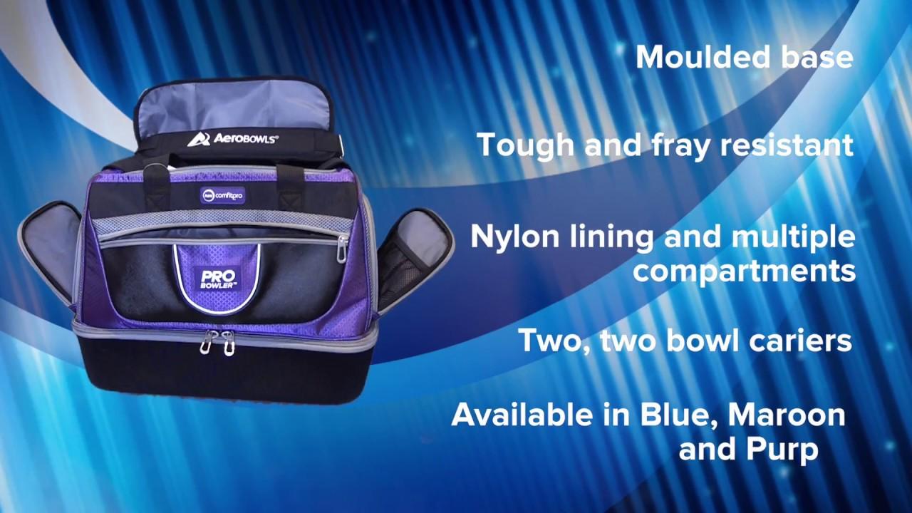 Aero Bowls ProBowler Comfitpro Bowls Bag