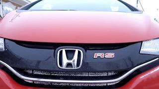 Хонда Фит Honda Fit RS GK5, ВНЕШНИЕ ОТЛИЧИЯ ОТ ДРУГИХ