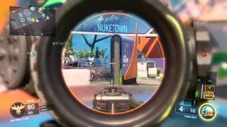 Call of Duty Black Ops III Sniper Gameplay (No commentary)