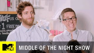 Middle of the Night Show | 'Doggy Hotel' Official Sneak Peek (Episode 1) | MTV