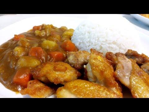 日式咖哩雞 / 做錯了一件事 Japanese curry chicken 【20無限】