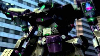 Armored Core Last Raven Leviathan Route part 1