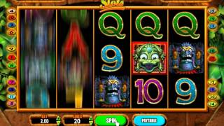 Zuma Slot Machine at 888 Games