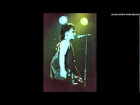 U2  - Springhill Mining Disater- Live 87