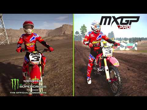 Supercross The Game