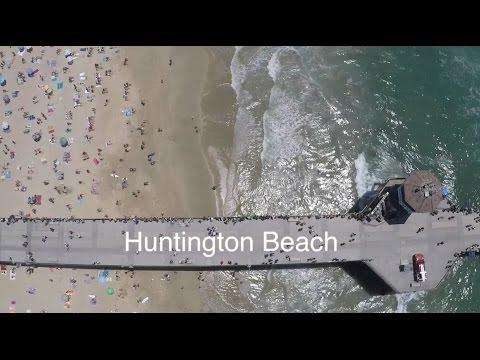 Surfing in LA: Road to Huntington Beach