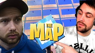 VALOUZZ A SURKIFFÉ L'ESCAPE DE CET ABONNE... TheMap#8 Fortnite Créative Mode