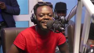 Cabum, Kofi Alkapone and The Wee p3 Freestyle On ShowBiz Agenda