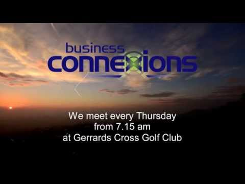 Business Connexions, not for profit networking group helping local businesses to grow.