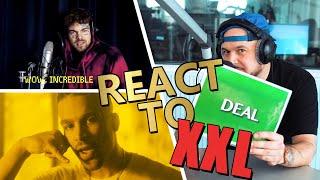 Kool Savas REACT TO Taddl (TJ_beastboy) & Booz ⚡ JAM FM