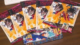 ドラゴンボール☆色紙ARTとイラストガムを買ってみた! thumbnail