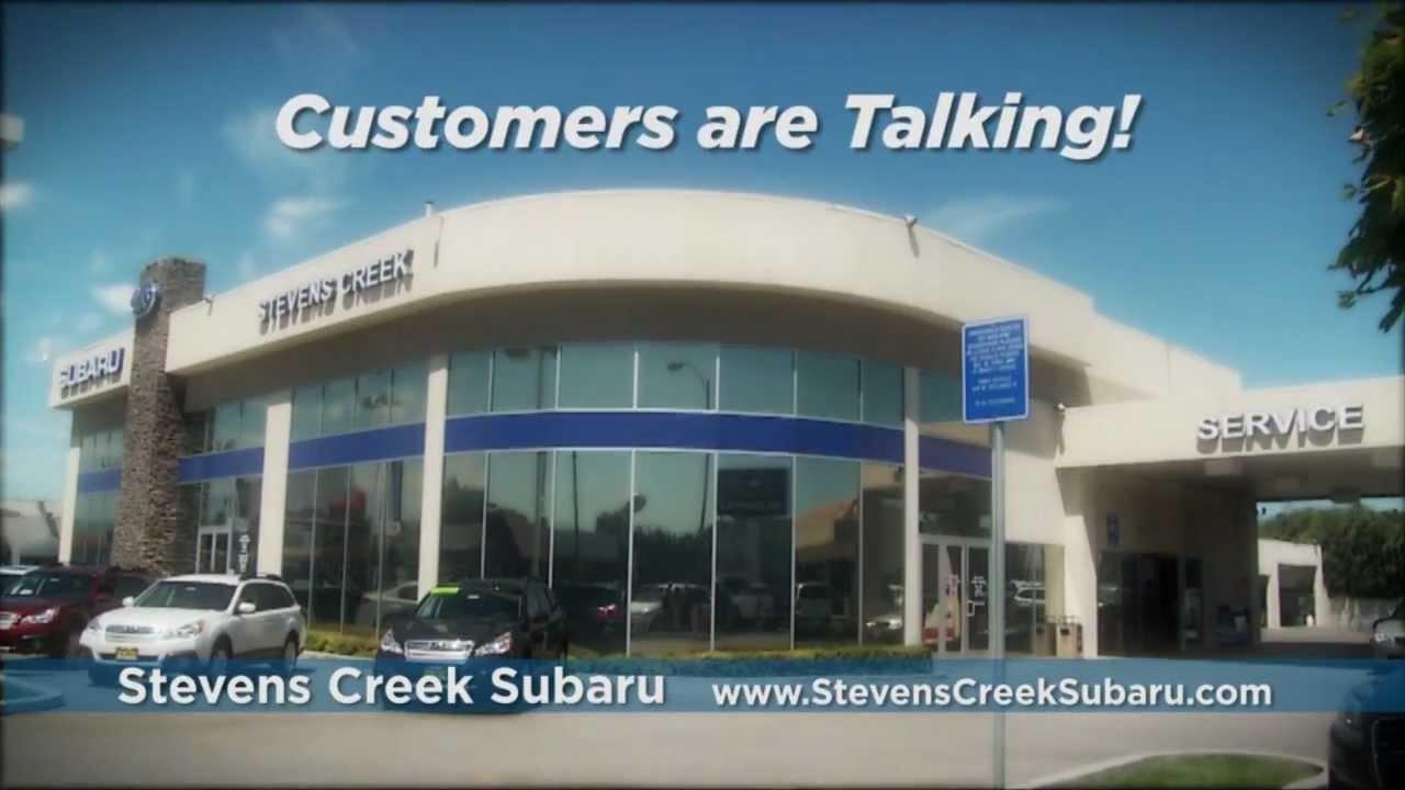 Stevens Creek Subaru Testimonial Commercial Youtube