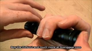 eagTac D25LC2 Clicky LED Flashlight Review