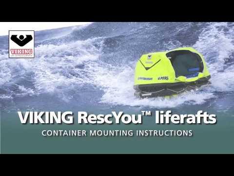 VIKING RescYou™ - Mounting Instructions Without HRU (Part 2)