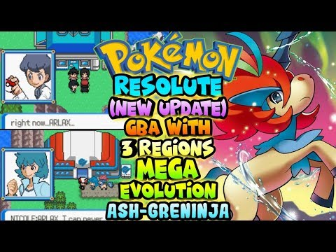 pokemon resolute gba download for android