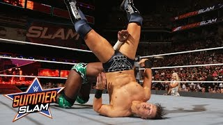 Apollo Crews vs. The Miz - Intercontinental Title Match: SummerSlam 2016, only on WWE Network
