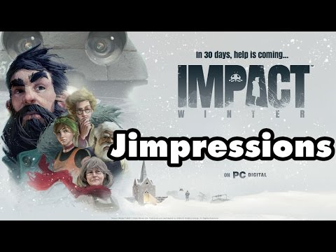 IMPACT WINTER - The Game's Good... They Just Fucked Up
