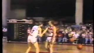 Pistol Pete Maravich SICK shot HD